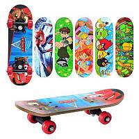 Детский скейтборд MS 0324