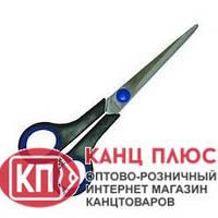 Economix Ножницы 17см с резиновыми вставками арт.Е40402