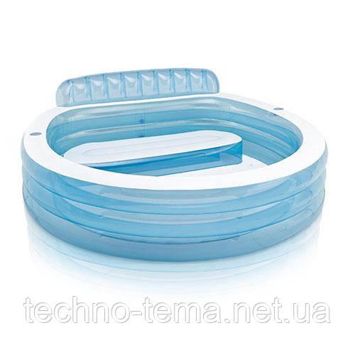 Надувной бассейн INTEX 224х216х76 см (57190)