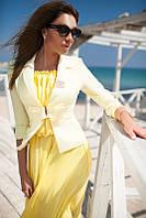 """Стильный женский пиджак """"Chanel"""""""
