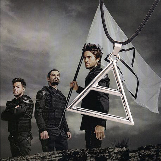 Кулон 30 секунд до Марса 30 Seconds to Mars