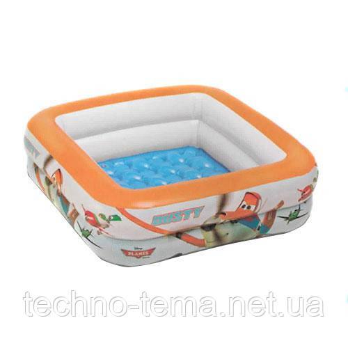 Детский надувной бассейн INTEX 23х20х6 см (57102)