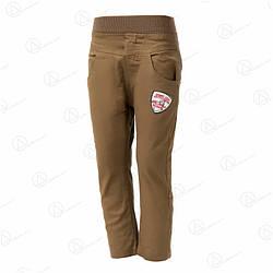 Брюки джинсовые для мальчиков sh-02olive