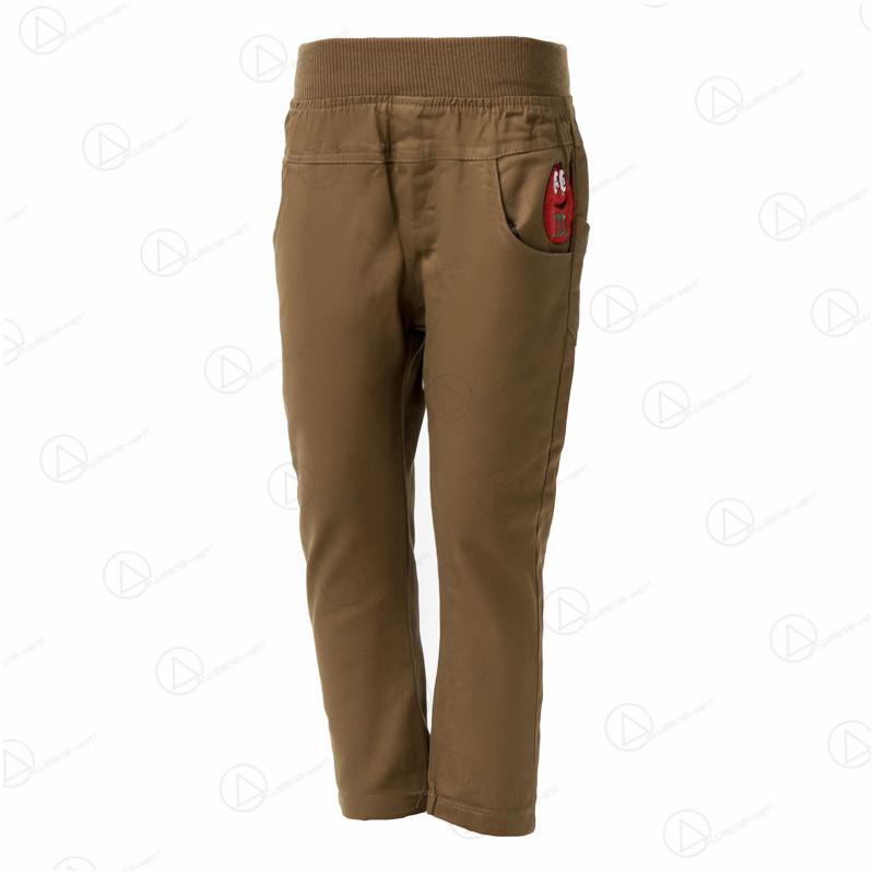 Детские брюки джинсовые для мальчиков 1 год sh-01olive