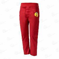 Детские брюки-джинсы для мальчиков sh-01Red