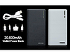 Wallet Pover Bank 16000 mAh