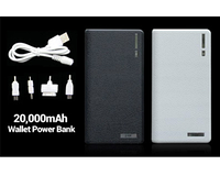 Wallet Pover Bank 16000 mAh, фото 1