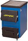 Классический твердотопливный котел Spark-Heat (Спарк Хит) мощностью 14 кВт