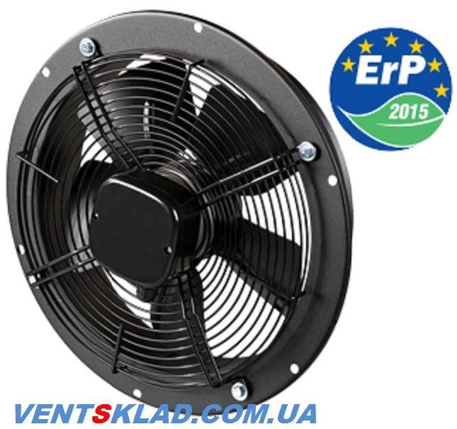 ВЕНТС ОВК 4Е 350 - осевой вентилятор низкого давления до 2500 м3/час