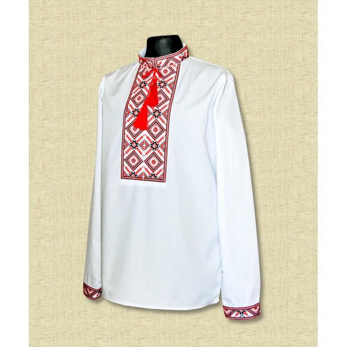 Рубашка - вышиванка для мальчика - Класическая