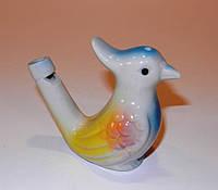 Керамическая свистулька сувенир для детей, фото 1