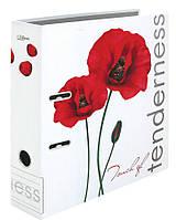 """Папка-регистратор стандарт А4,70 мм """"Tenderness 3"""" L6156 Leo"""