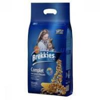 Brekkies Cat Complet - корм для котов полноценный с мясом, рыбой, овощами и таурином 20кг