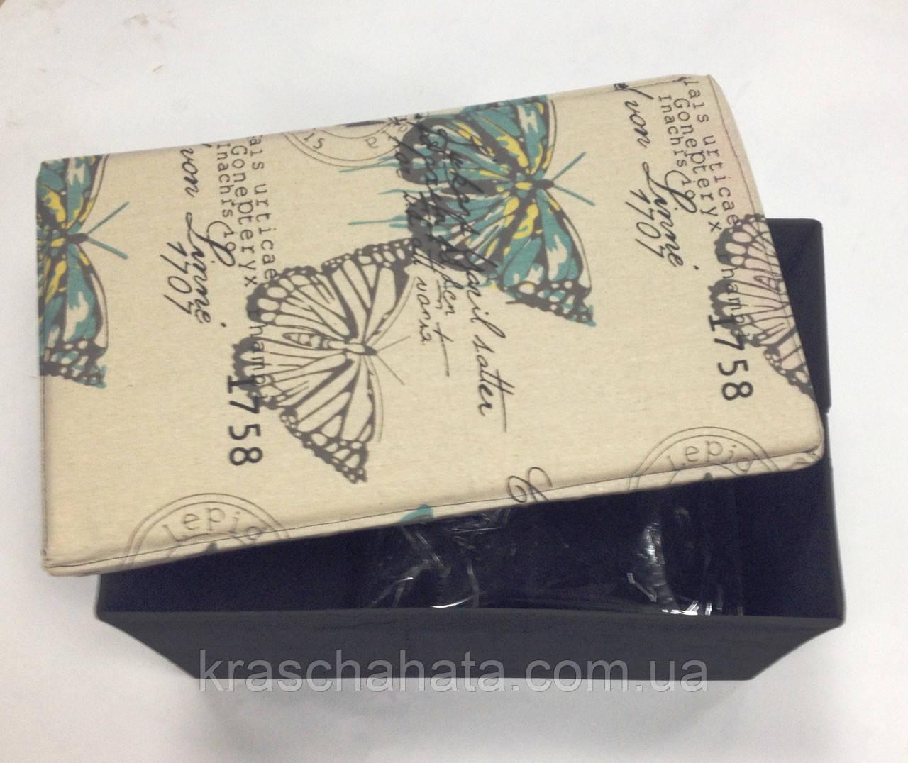 Текстильная коробка для хранения, 30х48х30 см, Декор для дома, Днепропетровск