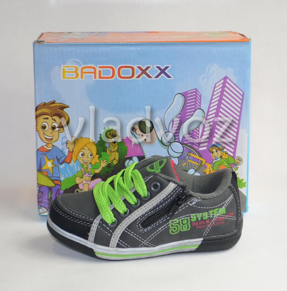 демисезонная обувь для мальчика Badoxx