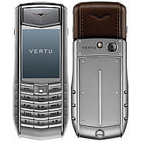 Vertu Ascent Ti 2010 brown