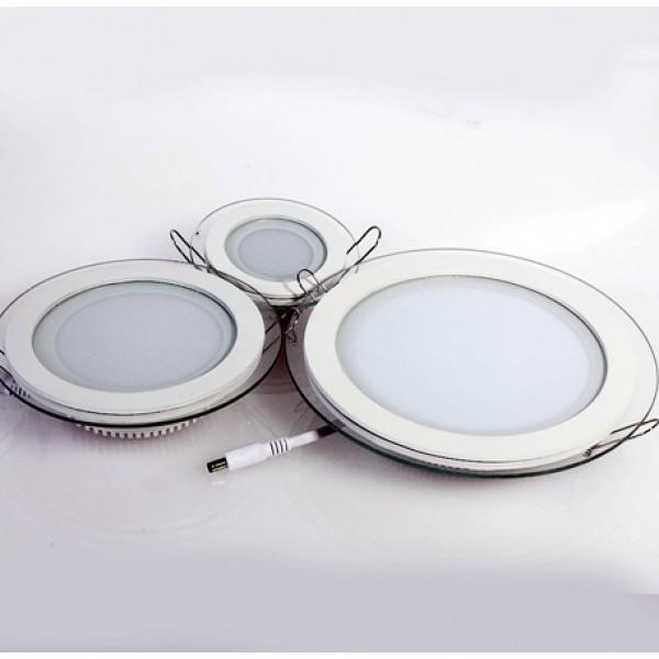 Точечные светодиодные светильники Glass Rim