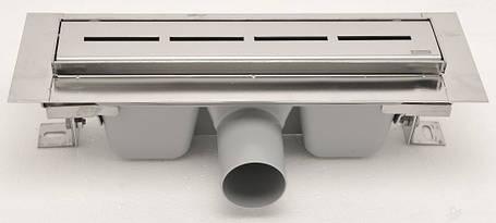 Душовий канал Runway 1050 - нержавіюча сталь, фото 2