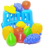 Набор фруктов в корзине (НП.18.001) Toys Plast