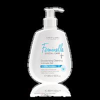 Очищающий гель с дезодорирующим эффектом для интимной гигиены «Феминэль – Особый уход» интимный дезодорант
