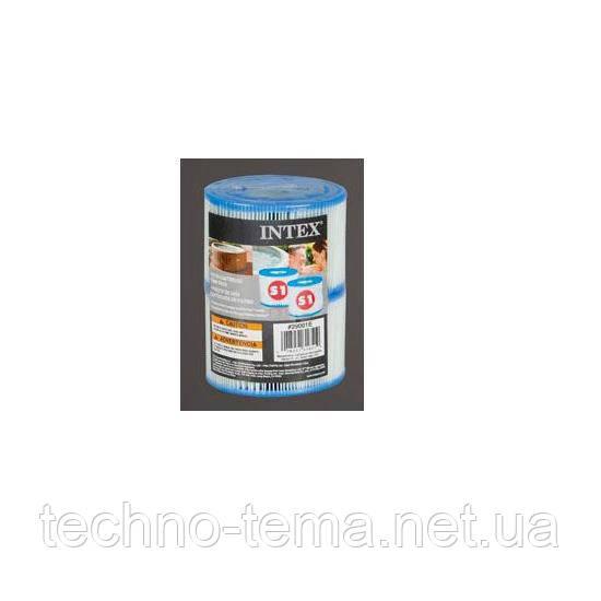 Картридж для фильтра Intex 29001
