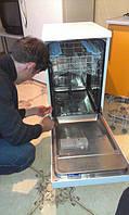 Почему посудомоечная машина не работает?