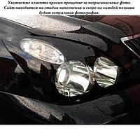 Защита фары на ВАЗ 2106 (окаемка)