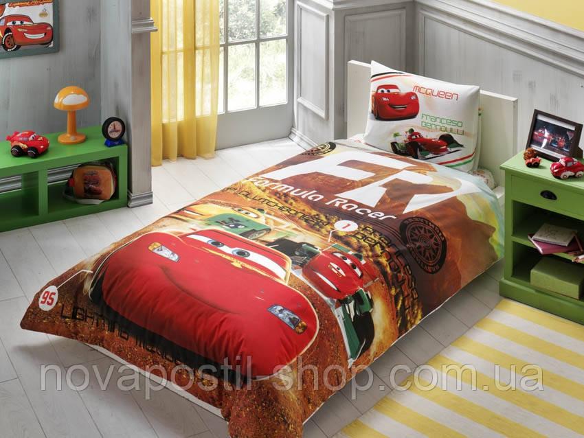 Комплект постельного белья ТАС CARS TEAM