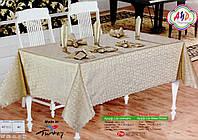 Набор скатерть с салфетками и кольцами (17-предметов) AyIsigi