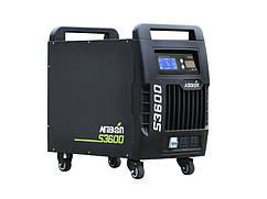 Автономная электростанция для дома АМ-S3600