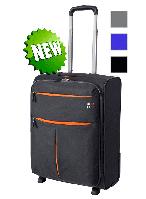 Малый чемодан текстильный Roncato Modo Air 5303 на 2-х колесах