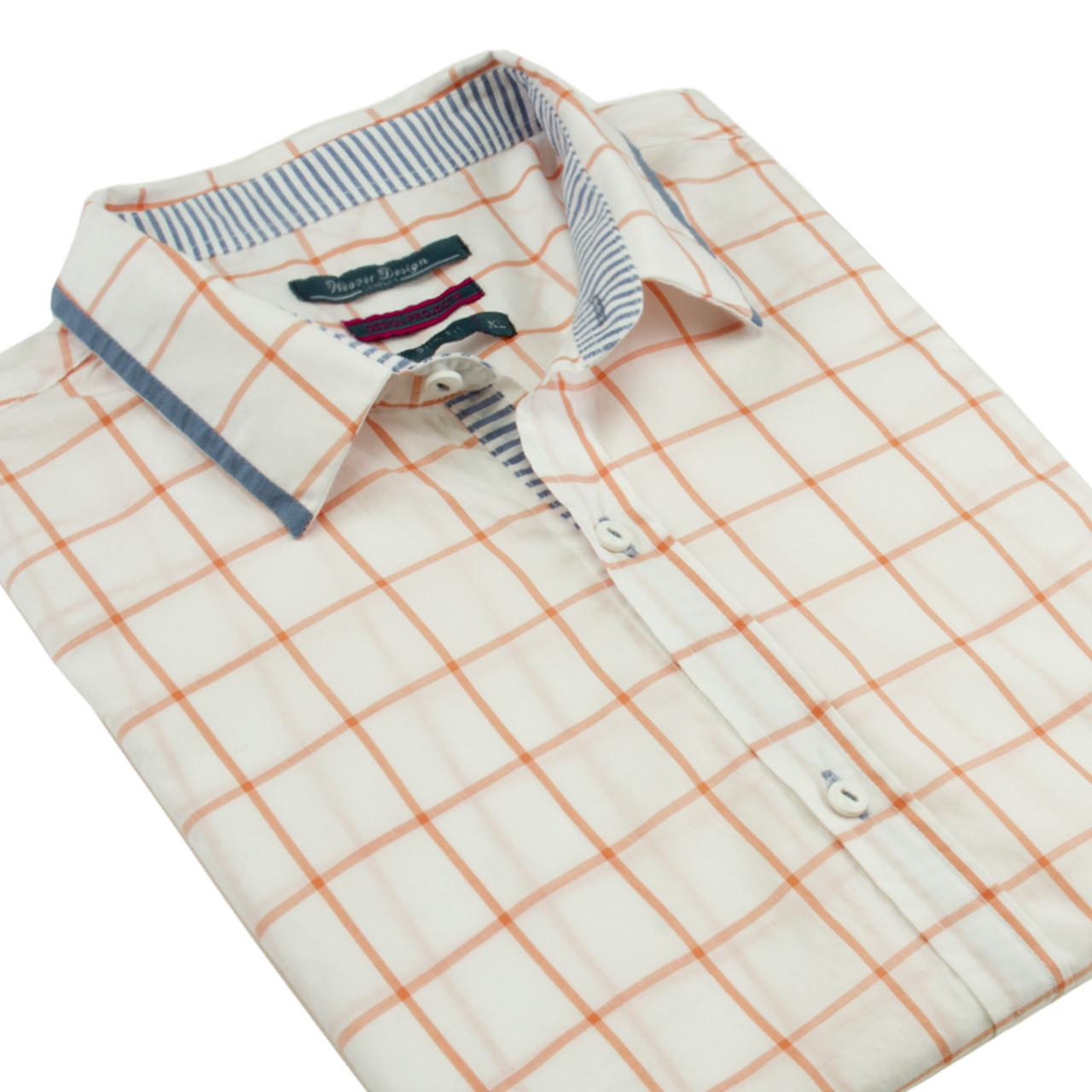 """Рубашка мужская """"Weaver"""""""