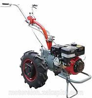"Мотоблок ""Мотор Сич МБ-9Е"" с бензиновым двигателем WIEMA WM177FЕ/Р (электрический запуск)"