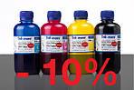 Только до конца июня комплекты чернил ink-mate со скидкой 10%!