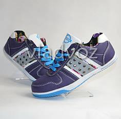 Детские кроссовки для девочки Badoxx 31р. фиолетовый