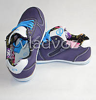 Детские кроссовки для девочки Badoxx 31р. фиолетовый, фото 3