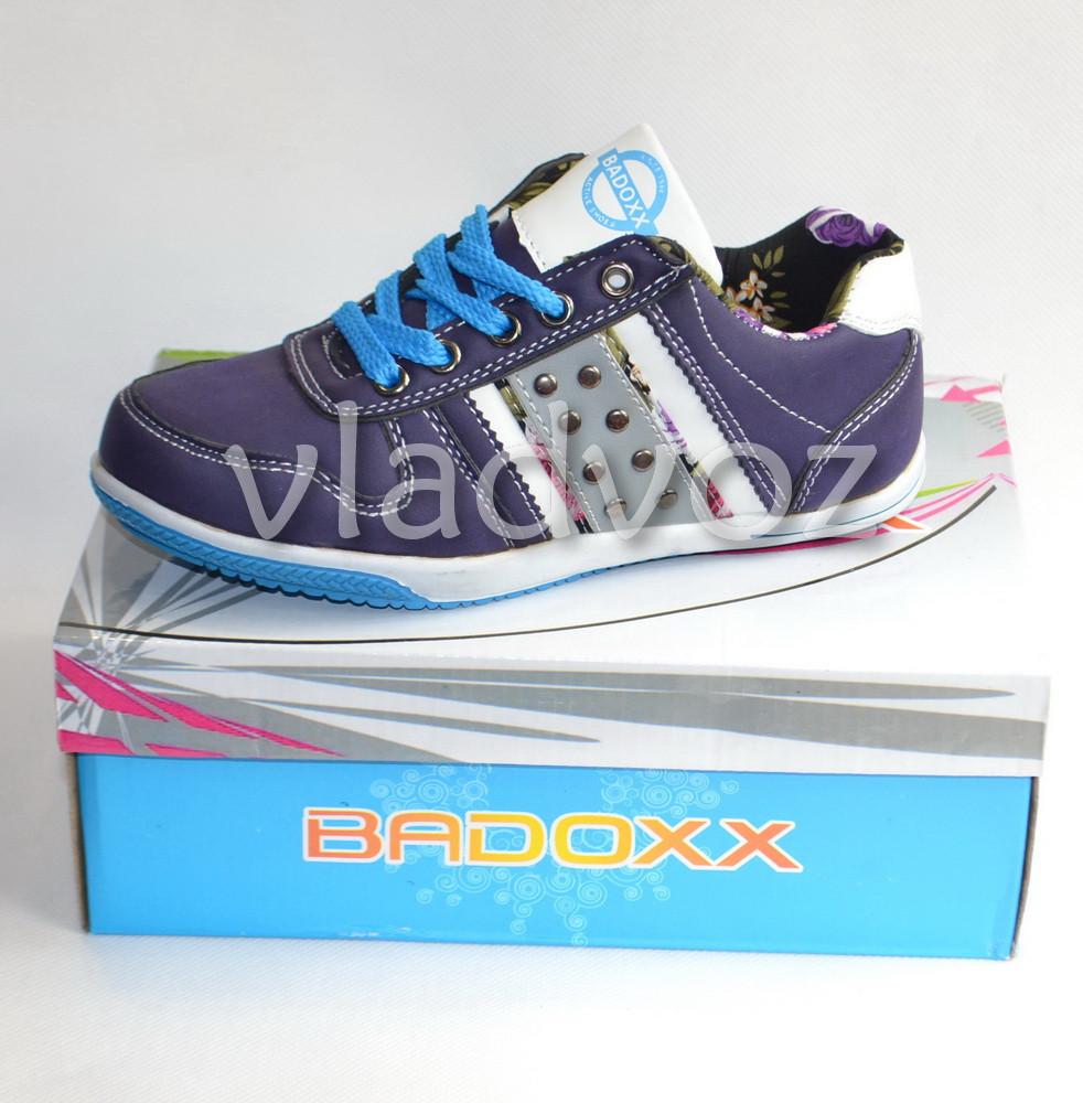 кроссовки повседневные обувь для девочки Badoxx