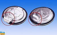 """ЕКЧ-145-1,0/220 — Электроконфорка 145мм, 1000Вт, 3-спиральная, 4-контактная, """"под винт"""" (Украина)"""