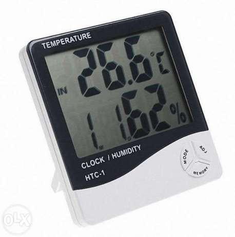 Термометры-гигрометры