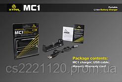 Зарядное устройство Xtar MC1 0.5A