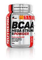 Аминокислоты BCAA Nutrend BCAA mega strong powder 500g