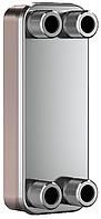"""Теплообменник BADER BL1-012-12,  3/4"""" (8-12kW) пластинчатый паянный"""