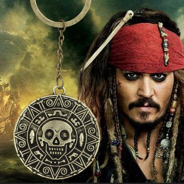 Брелок Пираты Карибского моря Pirates of the Caribbean