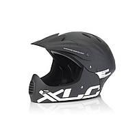 Велошлем XLC Full Face, черный матовый (ST)