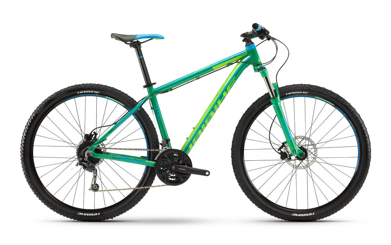 "Горный велосипед Haibike Big Curve 9.40 29"", рама 55см, 2016 (ST)"