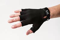 Перчатки трекинговые беспалые Чёрные (Black)