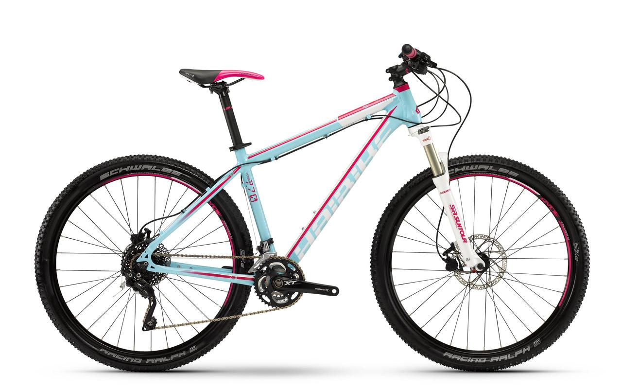 """Горный велосипед Haibike Life 7.70 27.5"""", рама 45см, 2016 (ST)"""