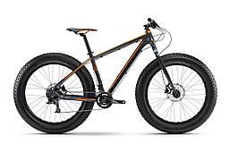 "Горный велосипед фэтбайк Haibike Fatcurve fatbike 6.10 26"", 45/17"" (ST)"