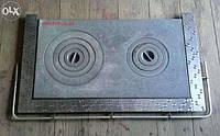 Уголок для чугунной плиты (нержавейка)  (№ 1 )