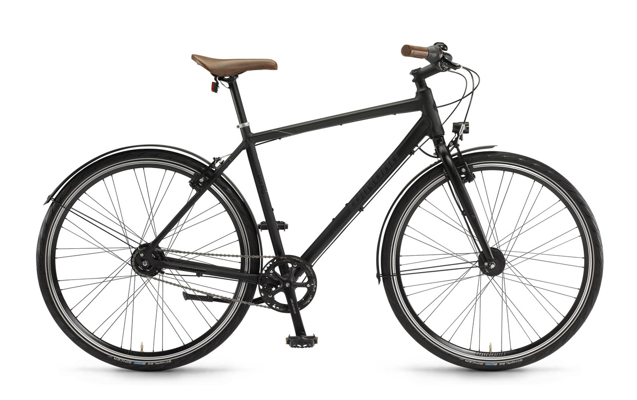 "Городской велосипед Winora Aruba 28"" рама 52см, 2016 (ST)"